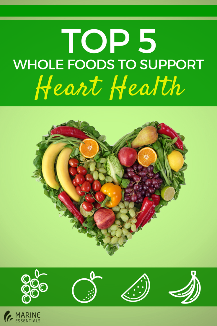 Top 5 Whole Foods To Support Heart health (3) (3)