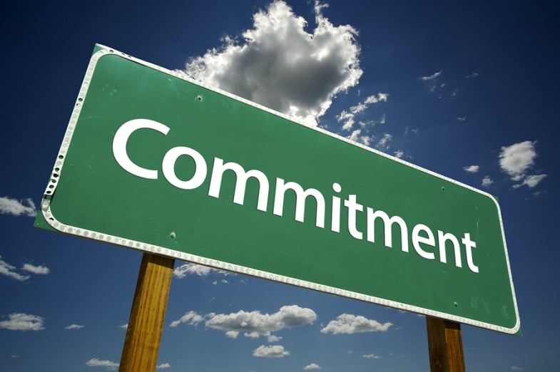 Commitment-Road-Sign