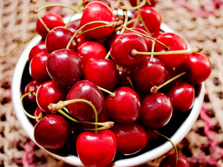 red-cherries
