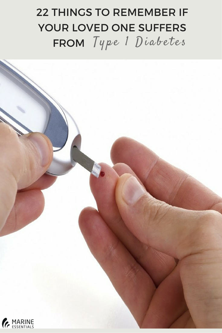 22 Things To Remember If Your Loved One Suffers From Type 1 Diabetes (3)