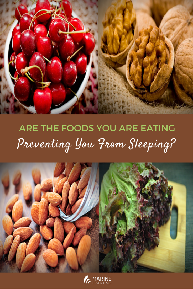 Are The Foods You Are Eating Preventing You From Sleeping- (1)