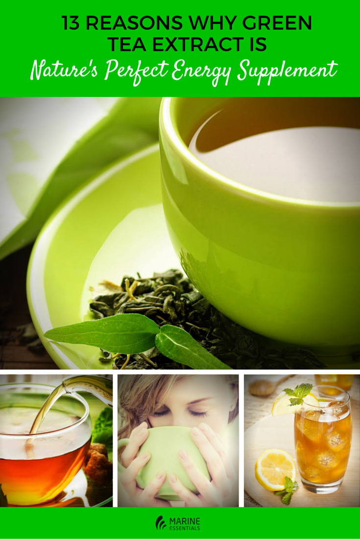 Reasons Why Green Tea Extract Is Nature's Perfect Energy Supplement (1)