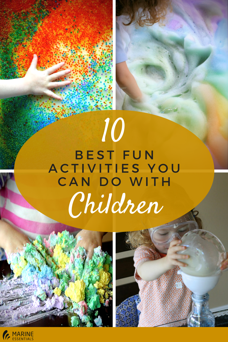 The 10 BEST Fun Activities You Can Do