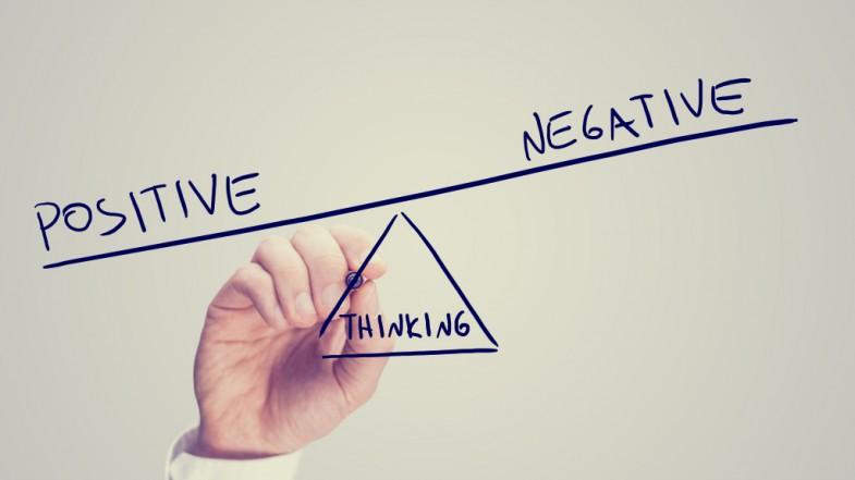 Positive - Negative - Thinking