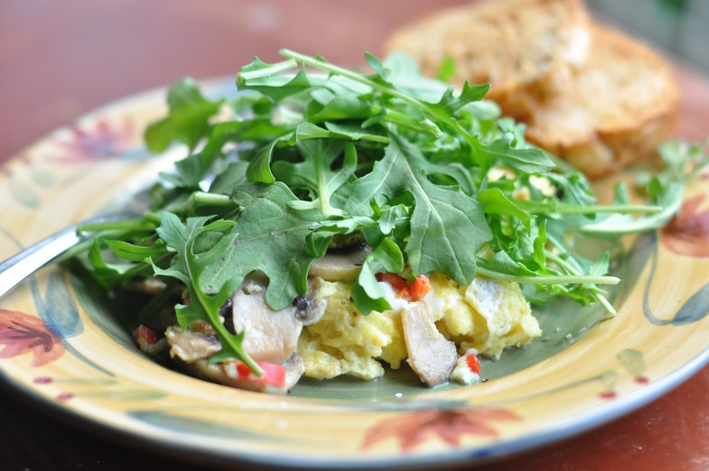 Eggs-with-Arugula-0540