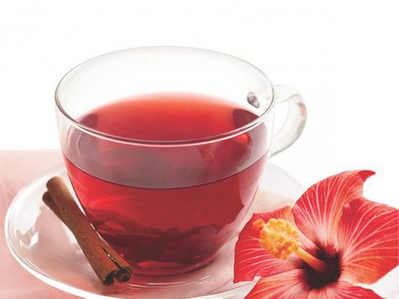 Hibiscus-Tea