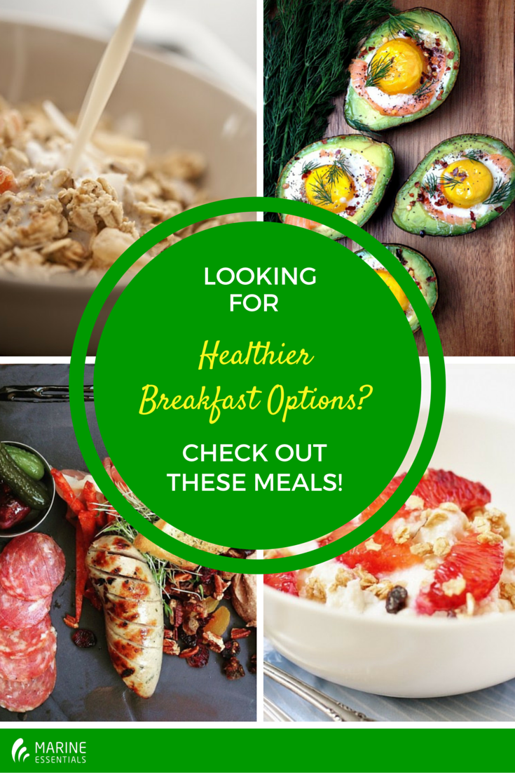 Looking For Healthier Breakfast Options- Check Out These Meals!