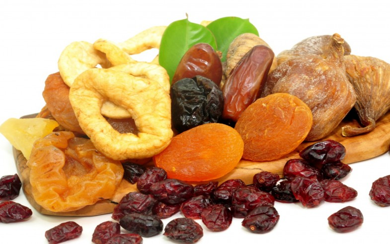 Dried-fruit