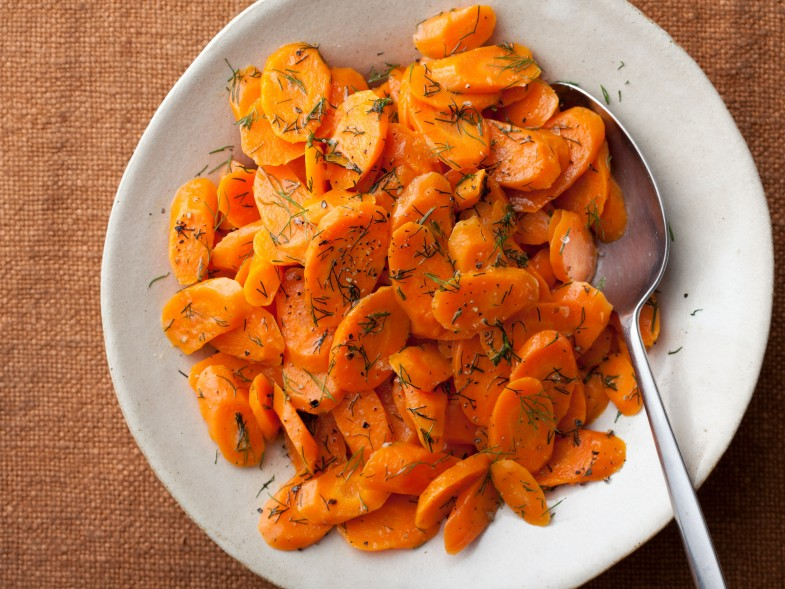 Sauteed Carrots; Ina Garten