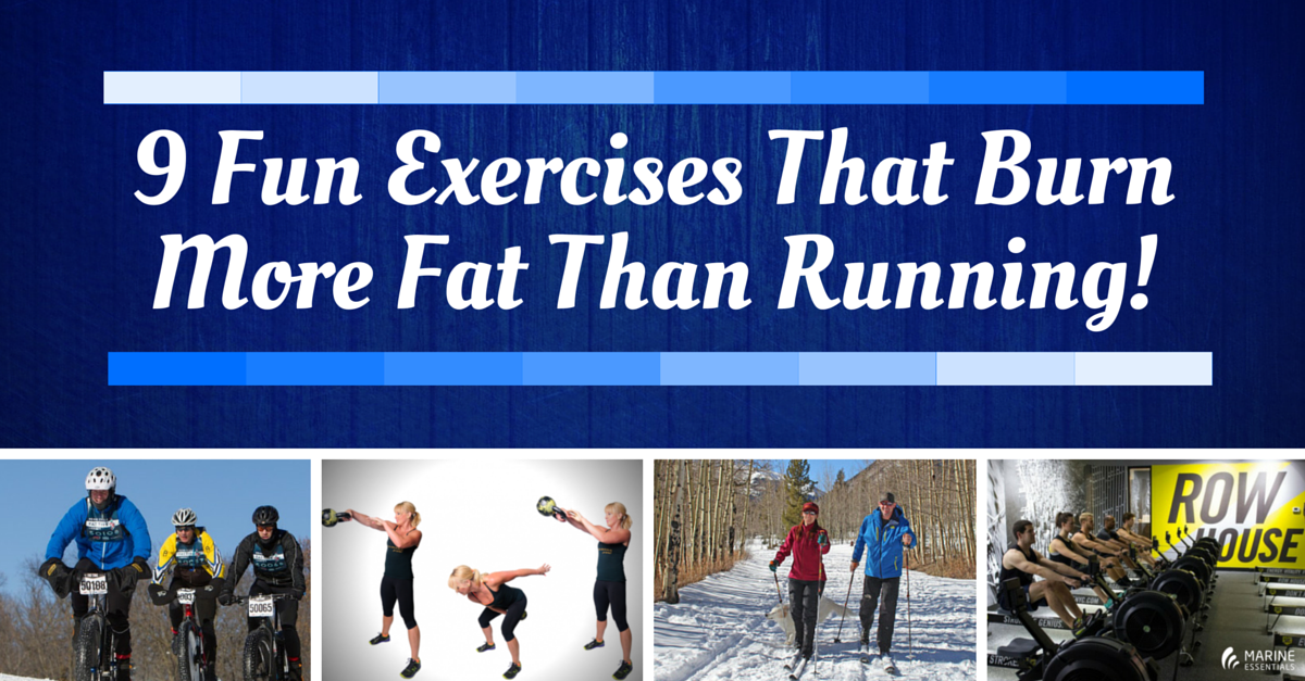9 Fun Exercises That Burn More Fat Than Running! (1)