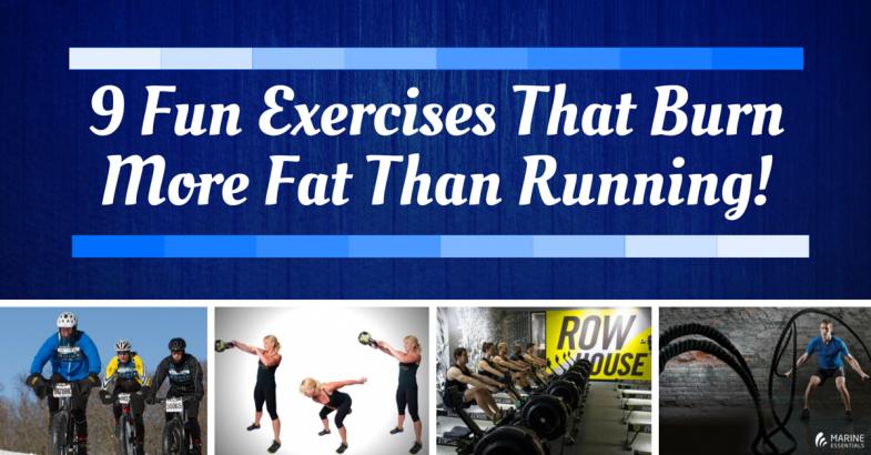 9 Fun Exercises That Burn More Fat Than Running! (3)